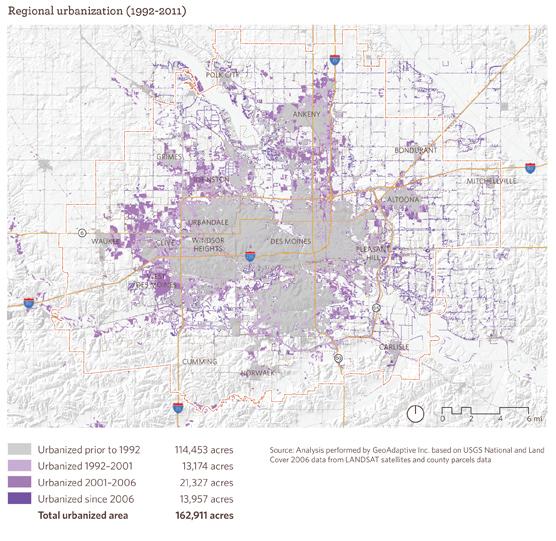 Regional Urbanization