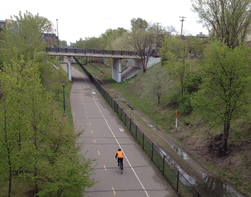 Minneapolis Bike Way